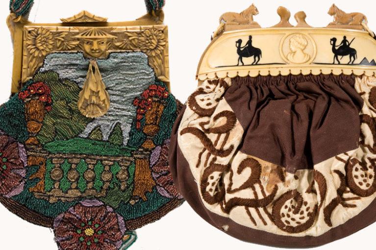 Imatge conjunta de dues bosses bosses (18895 i 18901) del Museu Tèxtil
