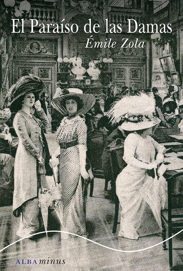 """Imatge portada llibre """"El paraíso de las damas"""""""
