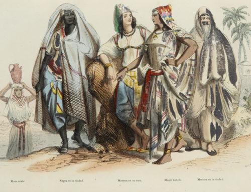 Diversitat cultural entre els llibres de la biblioteca del Museu Tèxtil