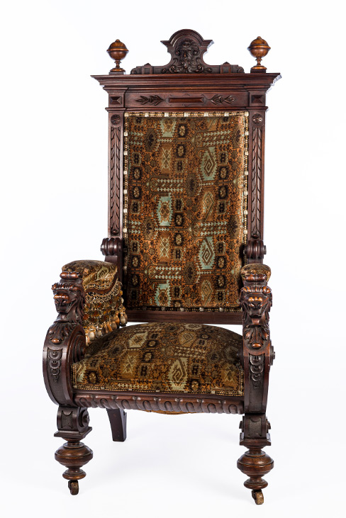 Imatge cadira de braços.