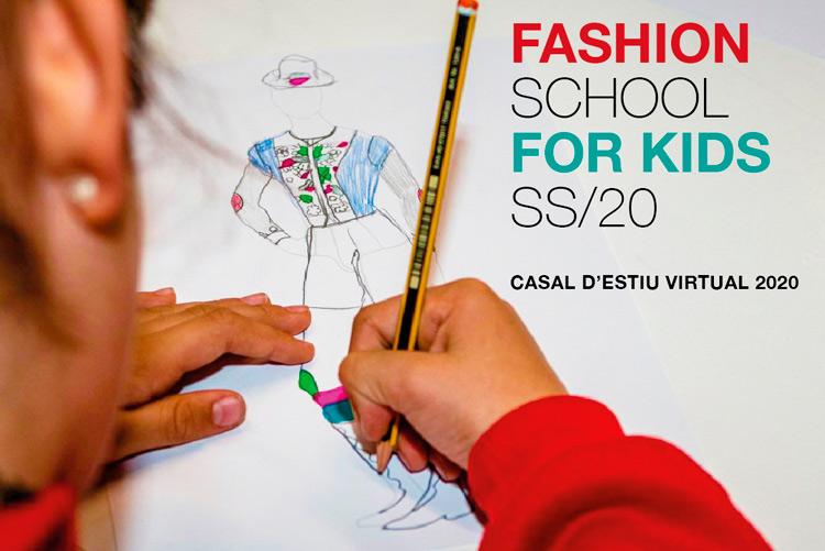 Imatge del Fashion School for Kids 2020.