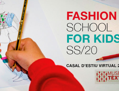 Casal d'estiu en línia: Fashion School for Kids