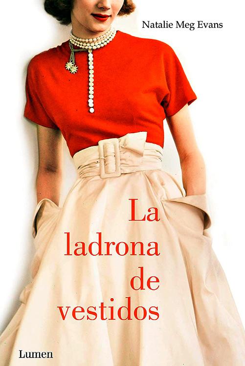 """Imatge portada llibre """"La ladrona de vestidos"""""""