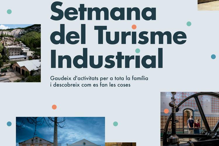 Imatge de la Setmana del Turisme Industrial 2020