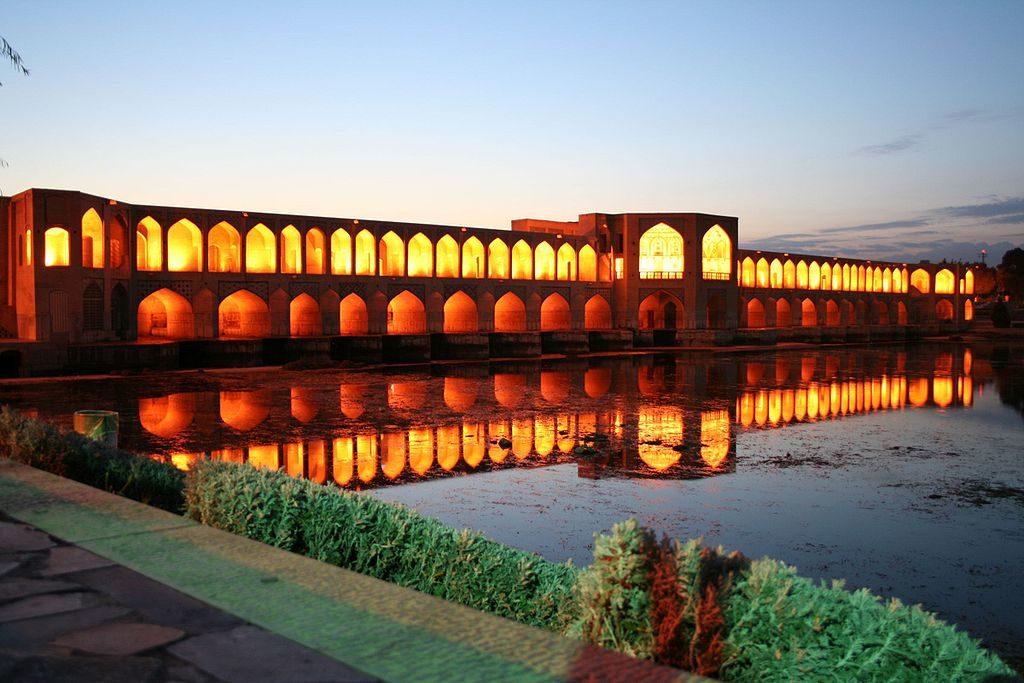 Imatge viatge a l'Iran amb Sílvia Saladrigas.