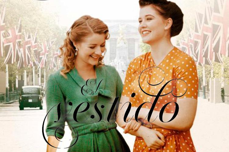 """Imatge detall portada llibre """"El vestido"""""""