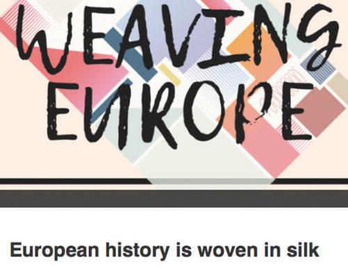 """Participamos en el proyecto europeo de investigación """"Silknow"""""""