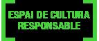 Imatge logo Espai de cultura responsable.