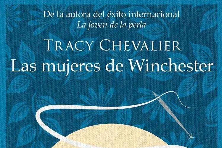 """Imatge detall portada llibre """"Las mujeres de Winchester"""""""