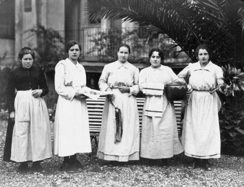 El vestits de les classes populars durant l'època modernista