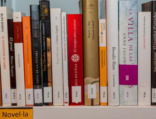 Recomendaciones literarias de la biblioteca del Museu Tèxtil