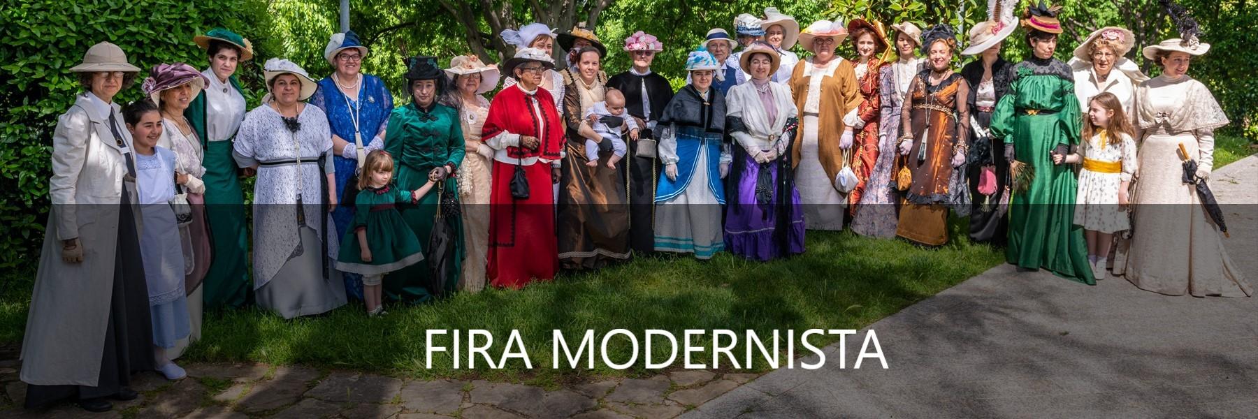 Botó fira pàgina modernisme.