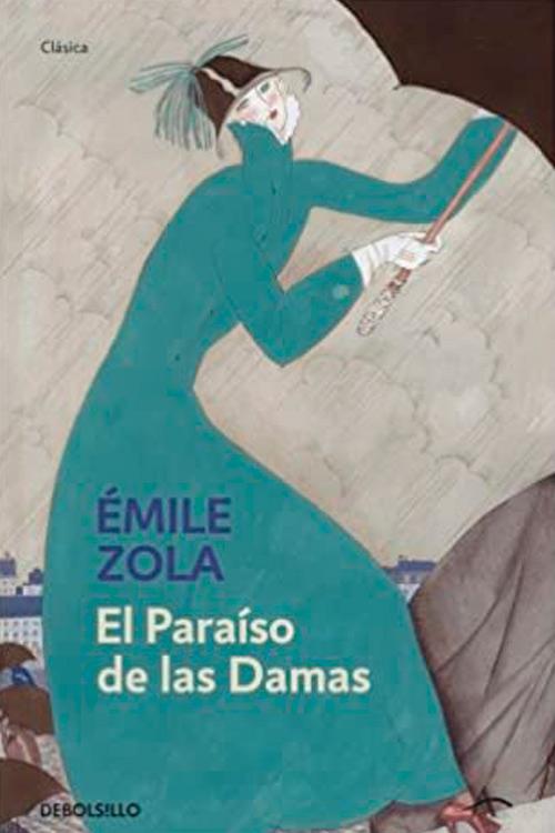 Imatge portada llibre: El Paraíso de las damas.