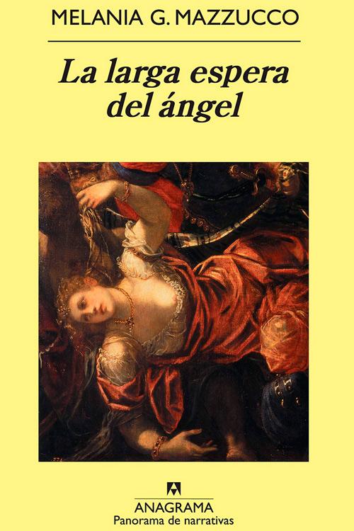 Imatge portada llibre: La larga espera del ángel.