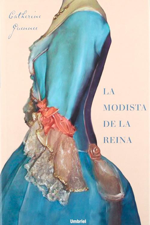 Imatge portada llibre: La modista de la reina.