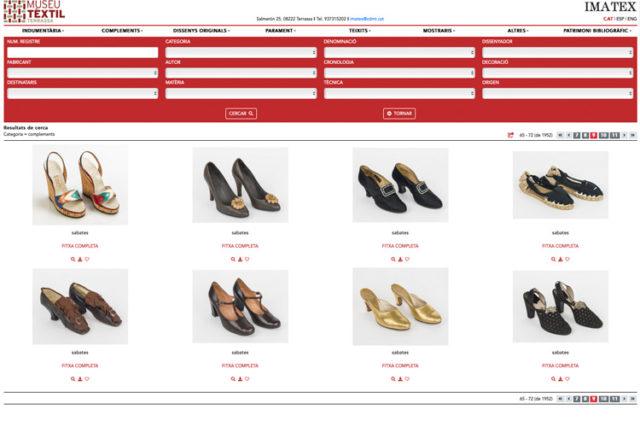 Imatge pantalla pàgina per la consulta nova