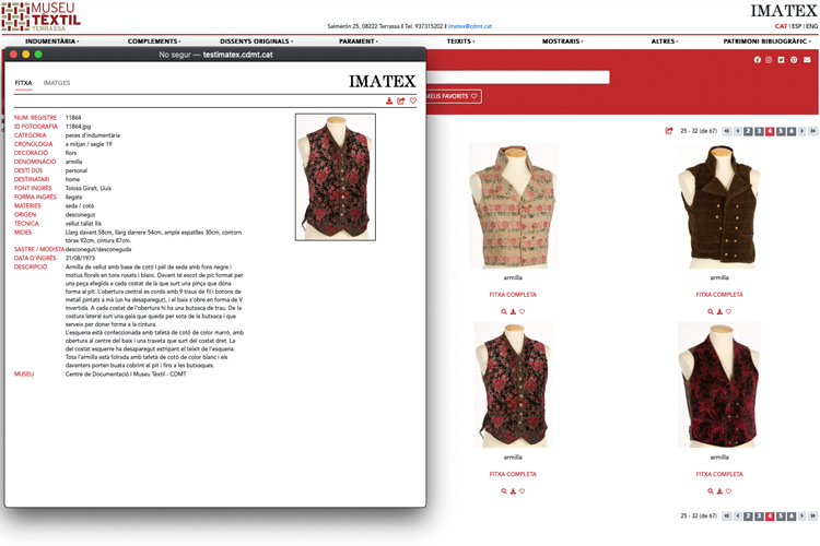 Imatge pàgina fitxa IMATEX nou